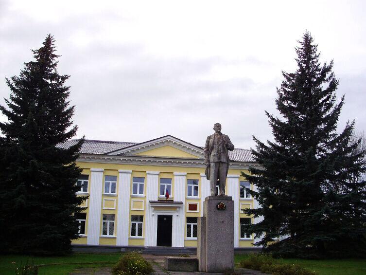 Районный суд в Пустошке