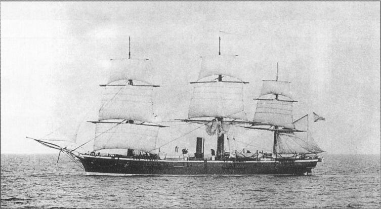 Винтовой корвет Витязь (с 27 июня 1882 года Скобелев)