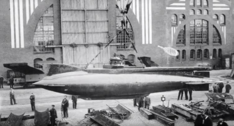 Подводная лодка «Форель»
