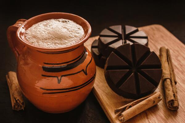 Как появился первый шоколад?