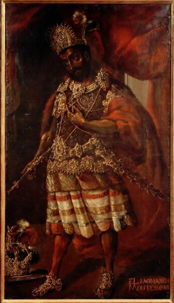 Монтесума II