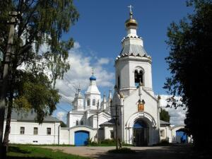 Как «оптимизация» некогда обрушила купол строившегося в Туле главного храма Богородичного мужского монастыря?