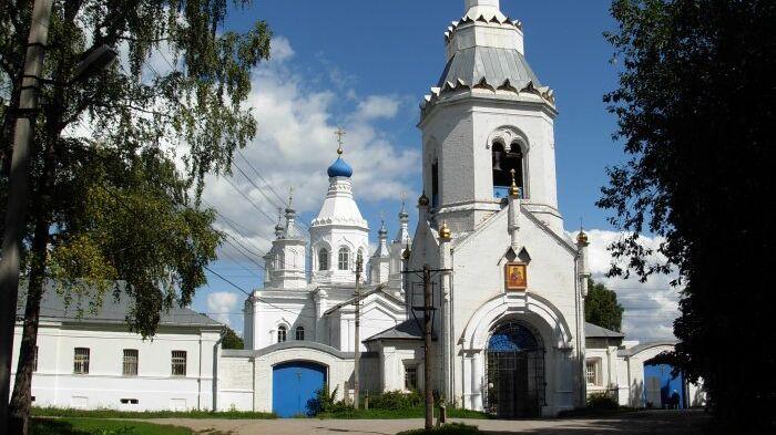 Богородичный Пантелеимонов Щегловский монастырь