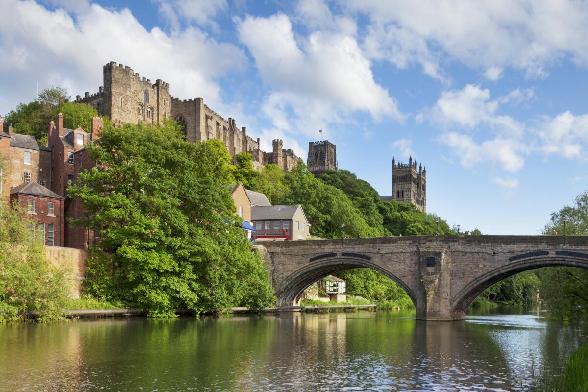 Что скрывают древние стены? Прогулки по Старой Англии