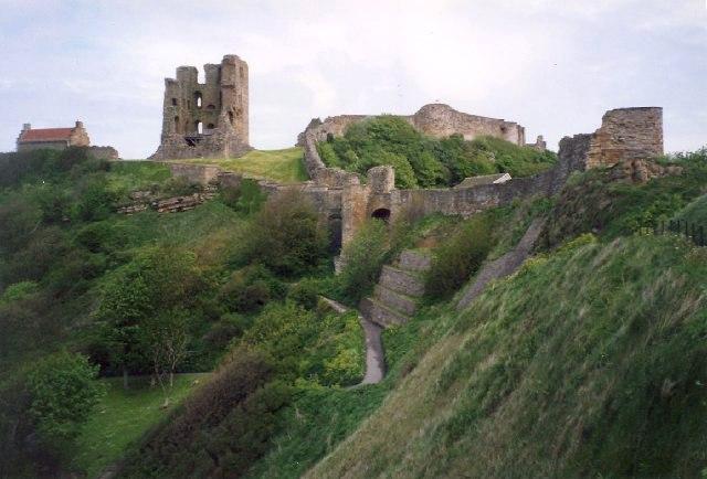 Замок Скарборо