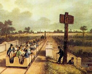 Как развивалась железнодорожная почта?