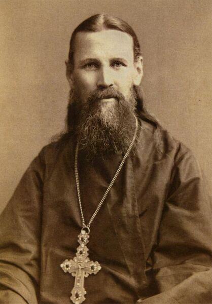 Святой праведный Иоанн Кронштадтский, 1890 - е гг.