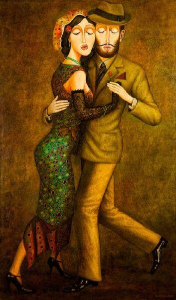 Звиад Гоголаури, «Танго»