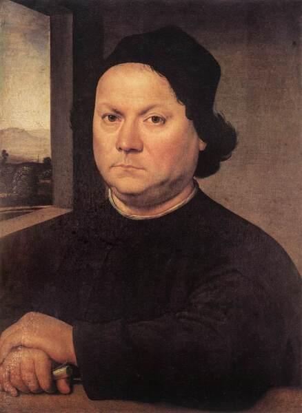 Предполагаемый портрет Андреа дель Верроккьо