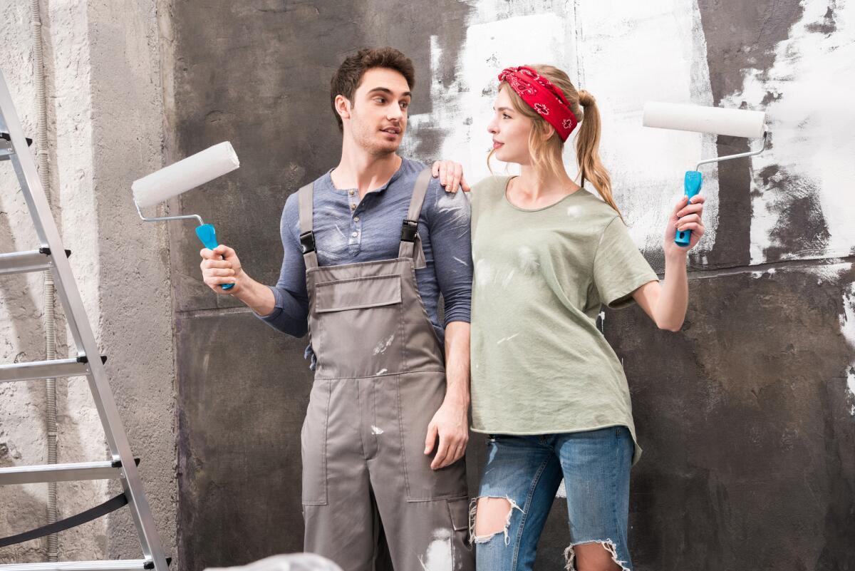 картинки с людьми и ремонтом квартир турецкого сериала чёрный