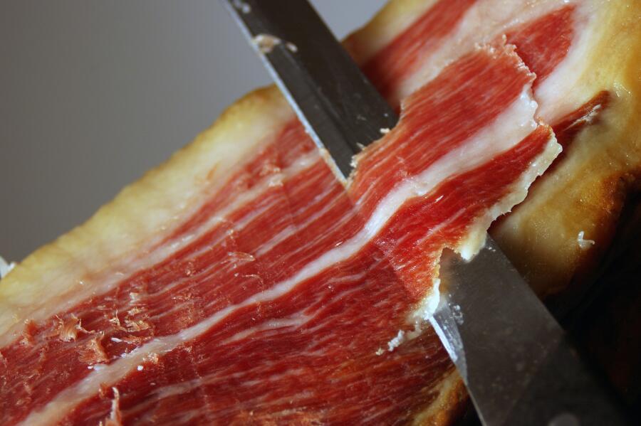 Что такое испанский хамон?