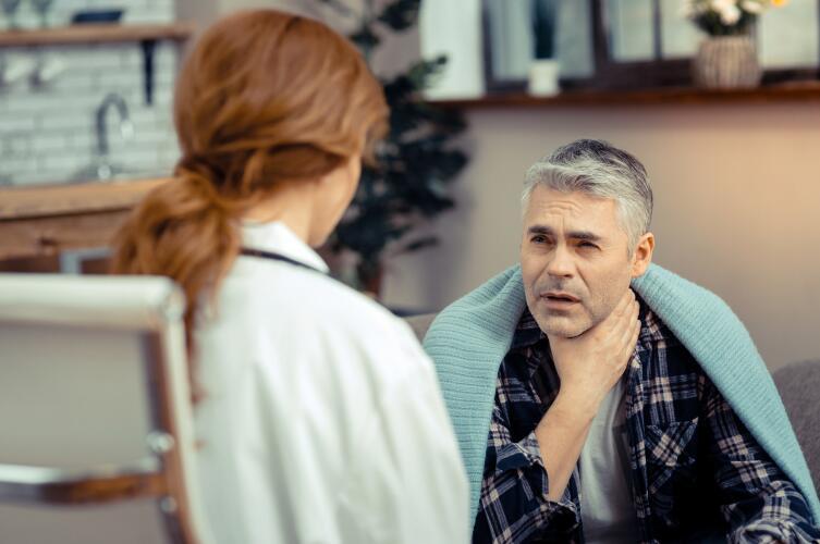 Как лечить ангину?