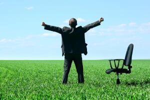 Почему человек не чувствует себя свободным? Разговор в офисе
