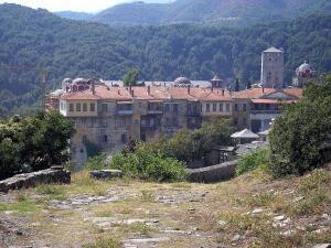Валдайский Иверский Богородицкий Святоозерский монастырь