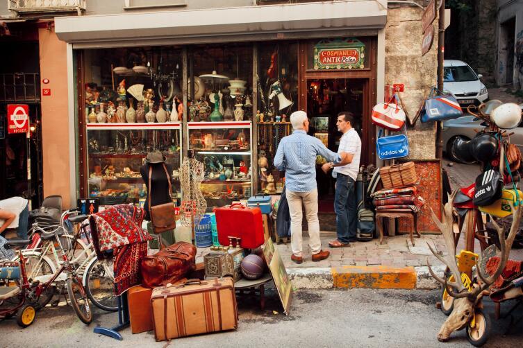 Как правильно торговаться в Турции?