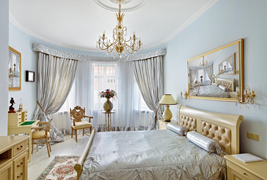 Как оформить квартиру в стиле ар-деко?