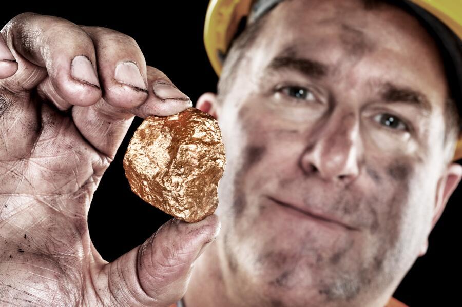Как в Московской губернии добывали... золото?