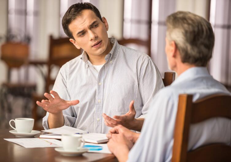 Общаясь с людьми, анализируйте, кто, почему, с какой целью и что хочет от вас получить