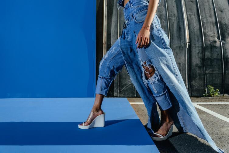 Как выбрать идеальные джинсы? Между нами, девочками