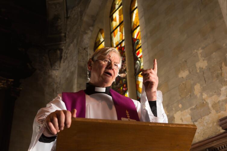 Протестантский священник
