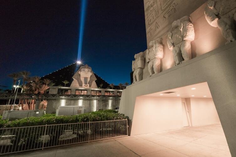 Достопримечательности древних цивилизаций в Лас-Вегасе, Невада, США
