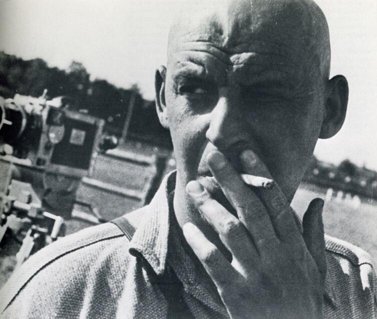 Александр Михайлович Родченко в 1935 г.