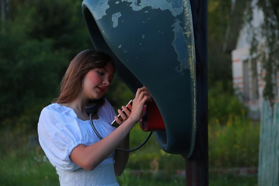 Какие чувства может вызвать таксофон?