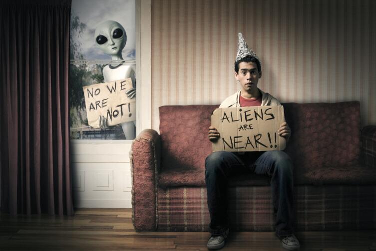 Земля — лаборатория инопланетян?
