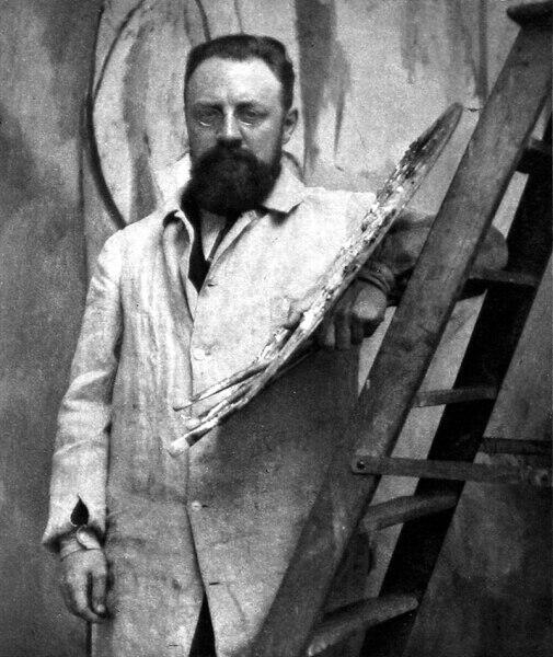 Анри Матисс, май 1913 г.