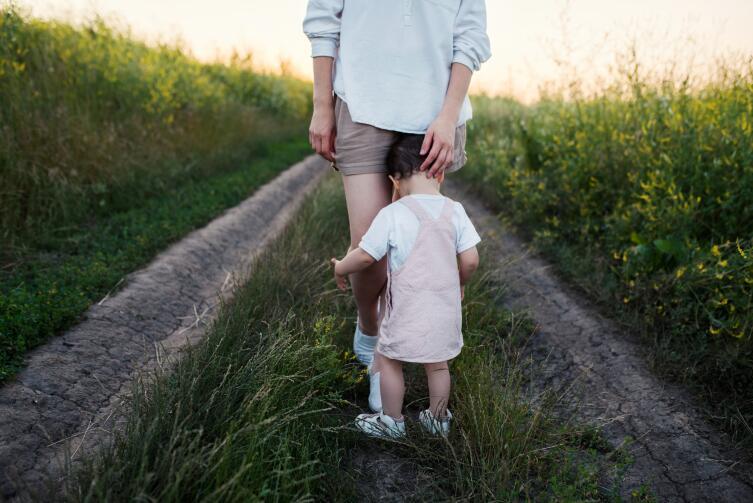 Детские страхи – какие они? Потерять маму и встретить Бабу Ягу...