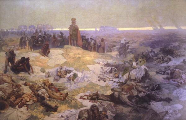 Что нужно знать о Грюнвальдском сражении? Часть 2