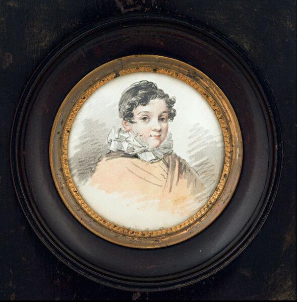 Софья Давыдова, жена