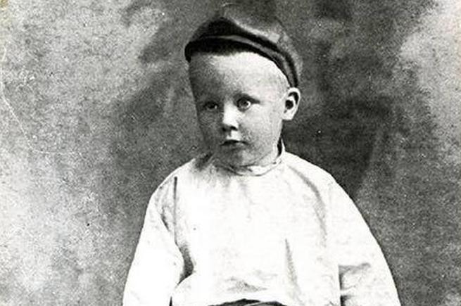Николай Алексеевич Заболоцкий в детские годы