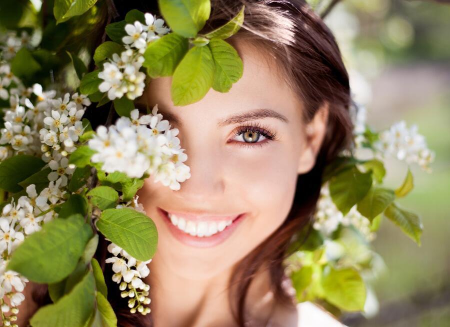 Как хорошо выглядеть без косметики? 10 секретов естественной красоты