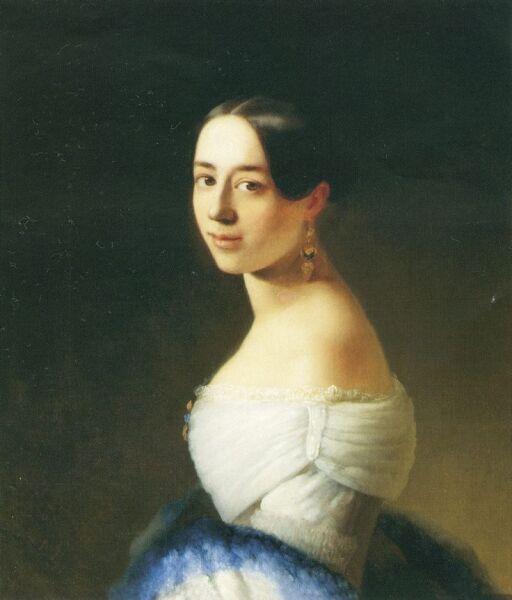 Т. А. Нефф, «Полина Виардо»