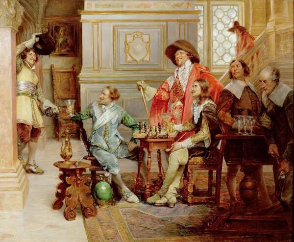 Был ли д`Артаньян маршалом Франции? Часть 1