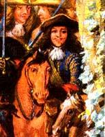 Предположительно, портрет д'Артаньяна
