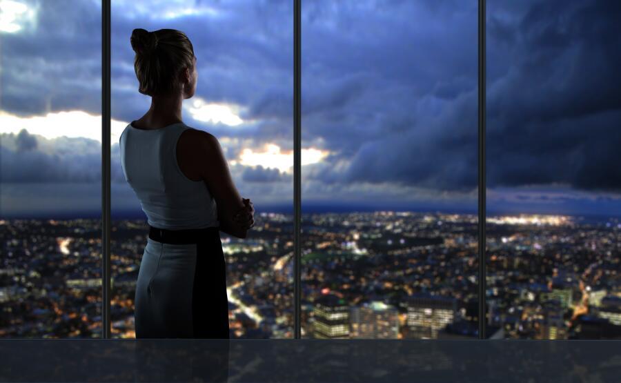 Как одеваться бизнес-леди?