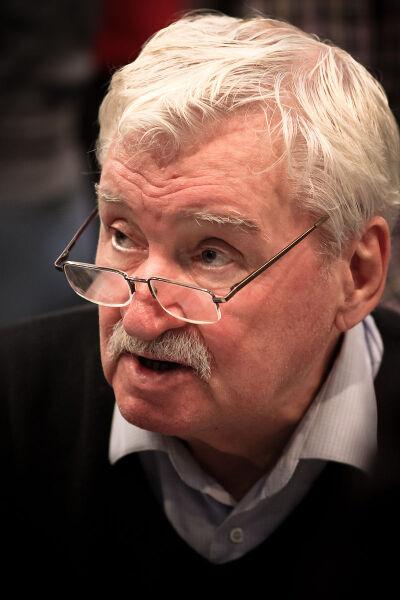 Кинорежиссёр Игорь Фёдорович Масленников, 2011 г.