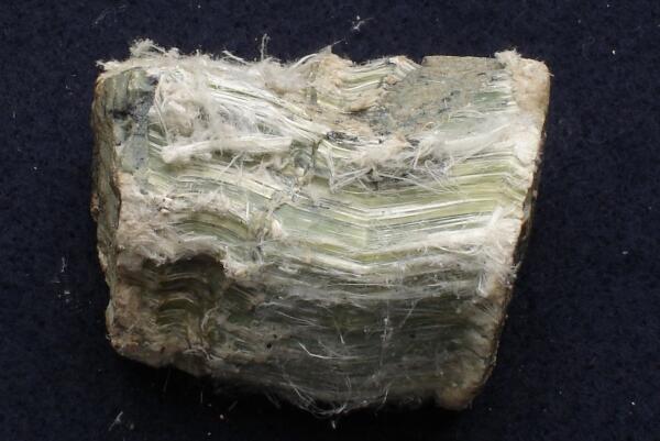 Какой минерал называют горным льном?