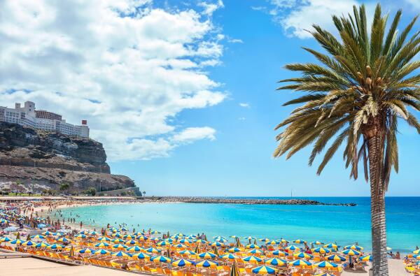 Чем интересен остров Гран-Канария?