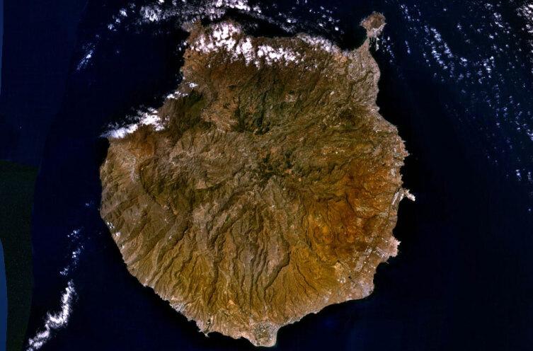 Остров Гран-Канария