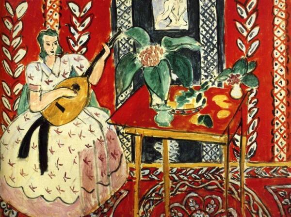 Чем вдохновлялся самый «дикий» художник ХХ века? Женщины  в жизни Анри Матисса