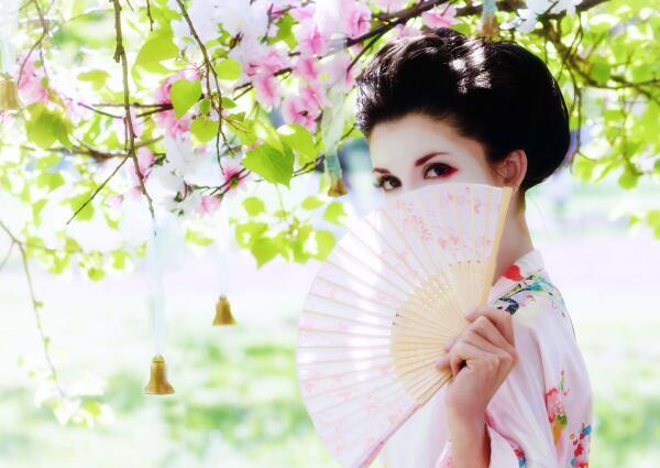 Каким был идеал женской красоты на Востоке?