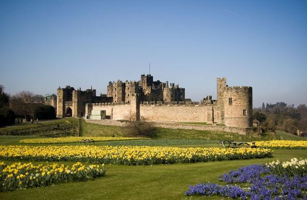 Какие тайны хранятся за стенами английских замков?