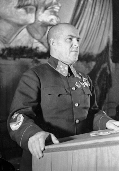 Георгий Жуков, 1941 г.