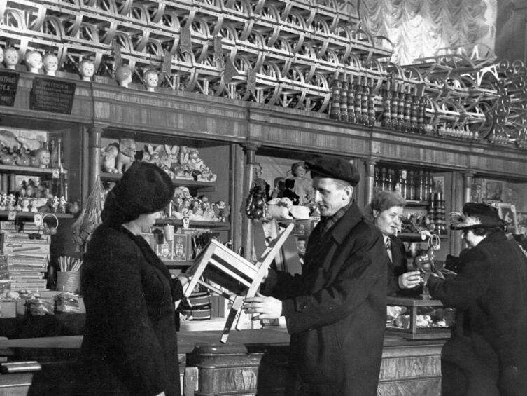 Советские покупатели