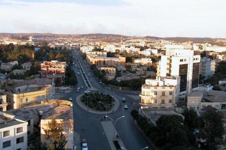 Город Асмэра