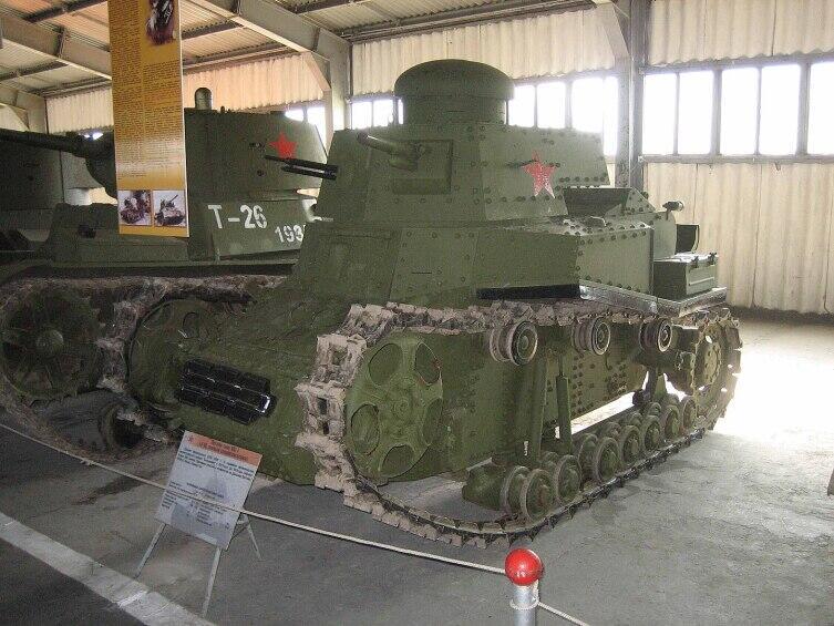 Танк Т-18 (МС-1)