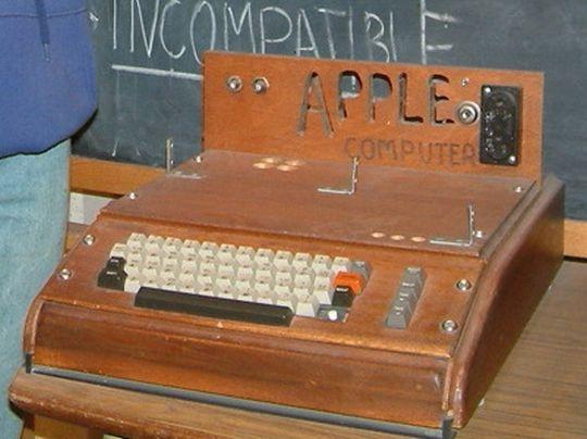Apple I, 1976 г.